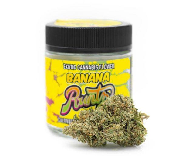 Banana Runtz Weed Strain