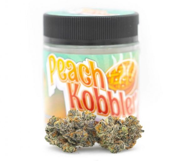 Peach Kobbler Runtz Weed Strain
