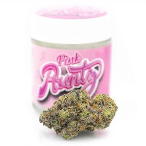 Pink Runtz Weed Strain