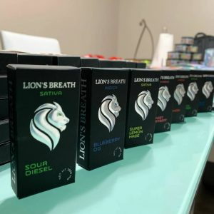 Lions Breath Carts