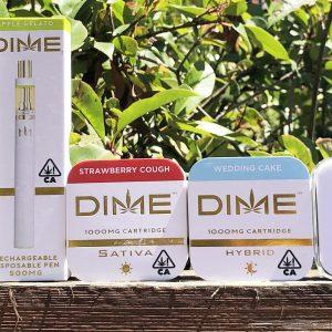 dime cartridges