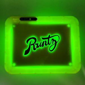GlowTray X Runtz Led