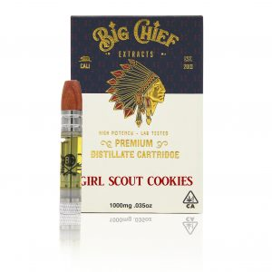 Big Chief Extracts Girl Scout Cookies