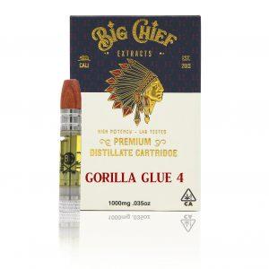 Big Chief Extracts Gorilla Glue