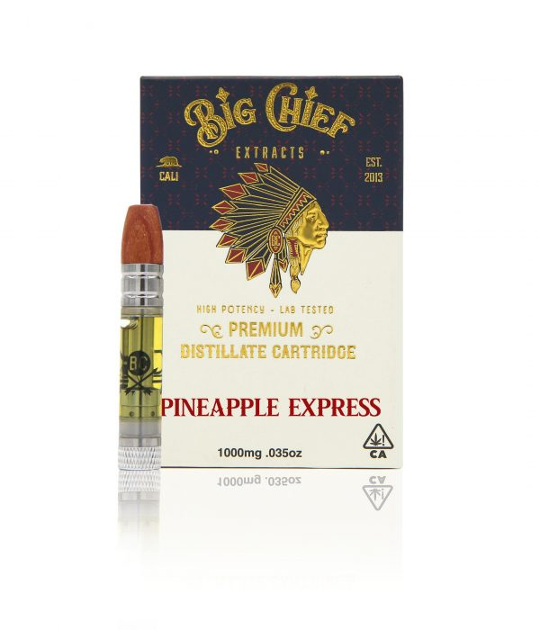 Big Chief Extracts Pineapple Express
