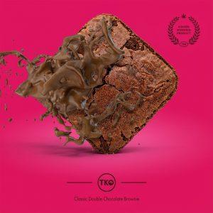 Tko Edibles Classic Brownie