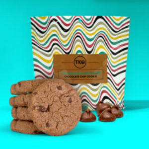 TKO Edible Chocolate Chip cookie